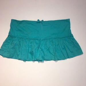 Ruffled Drawstring Skirt Victoria's Secret LARGE